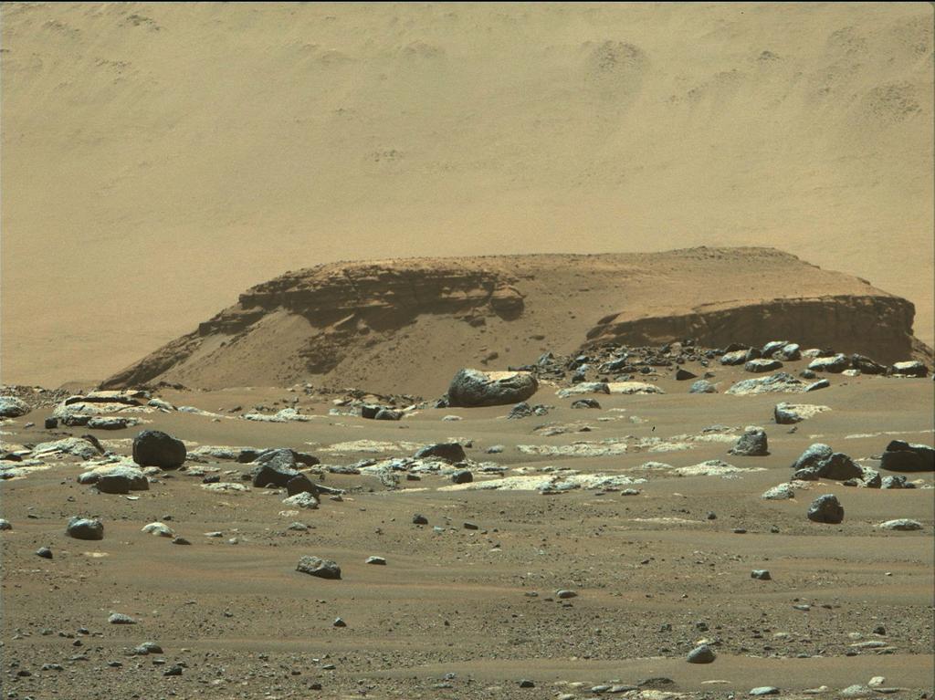 Confirmado! Cratera marciana Jezero abrigou mesmo um lago no passado distante - 3
