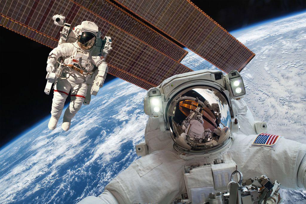 Longas viagens ao espaço podem elevar risco de danos cerebrais, aponta estudo - 2