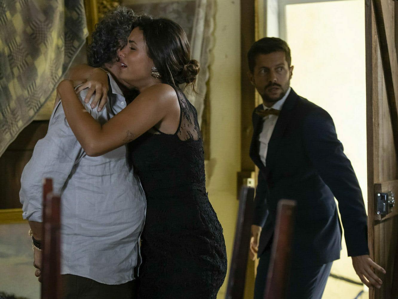 Nazaré e Toni encontram Joaquim preso em cativeiro - 1