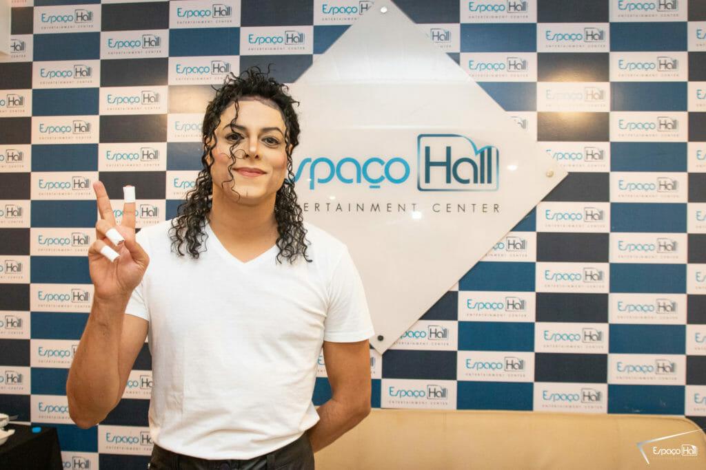 Rodrigo Teaser, cover de Michael Jackson, retorna aos palcos - 2