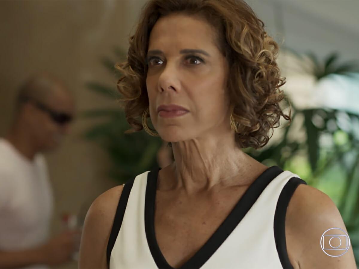 Sandra Helena faz Lígia perder o chão ao trazer de volta homem misterioso do passado - 1