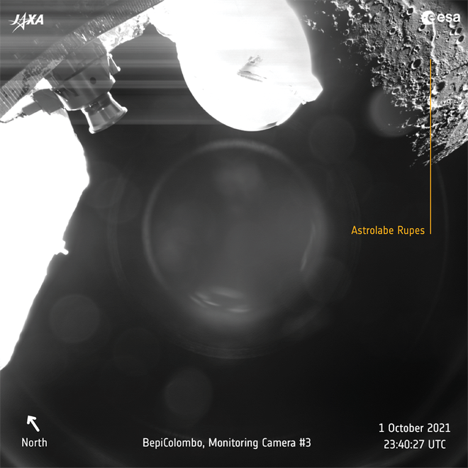 Sonda BepiColombo chegou a Mercúrio! Veja as primeiras fotos - 4